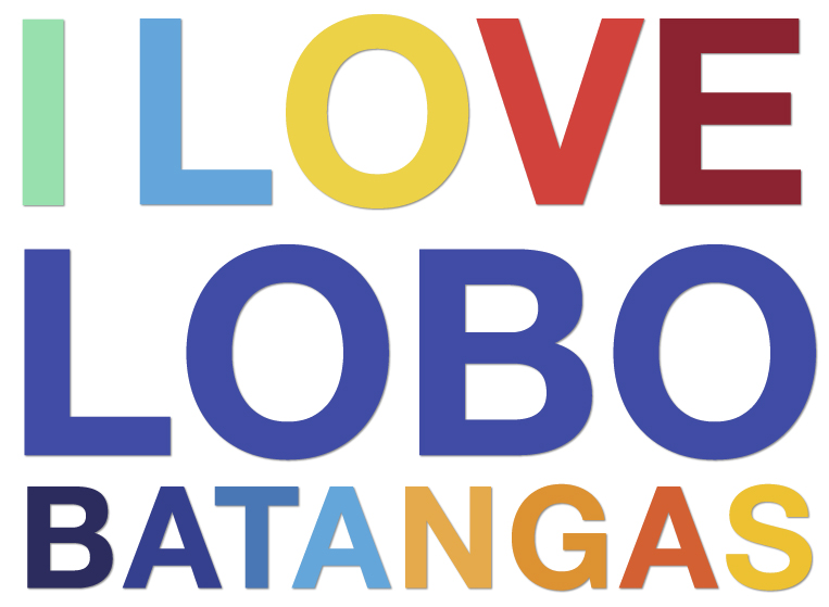 I Love Lobo, Batangas Tourism Website